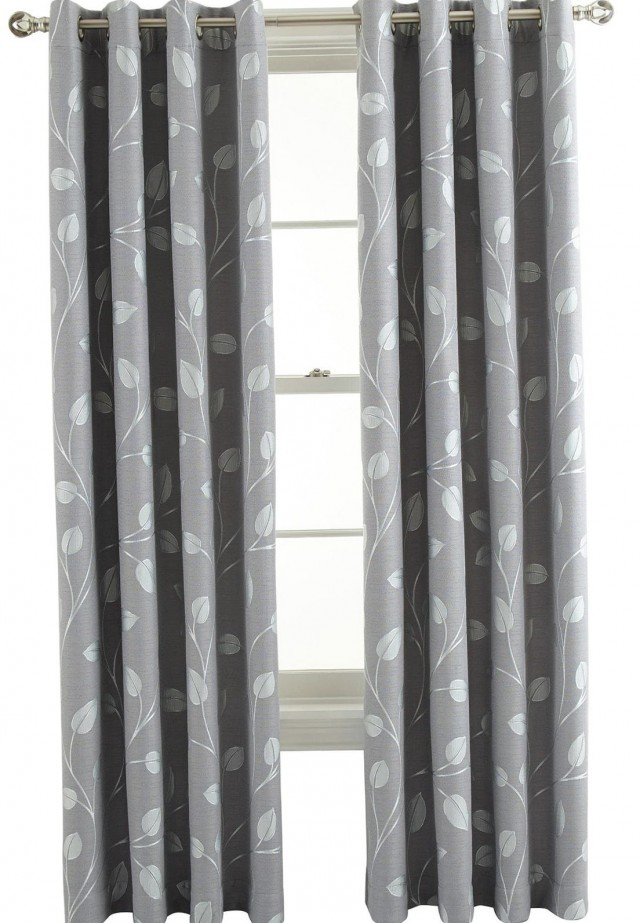 Martha Stewart Hampton Leaf Curtains