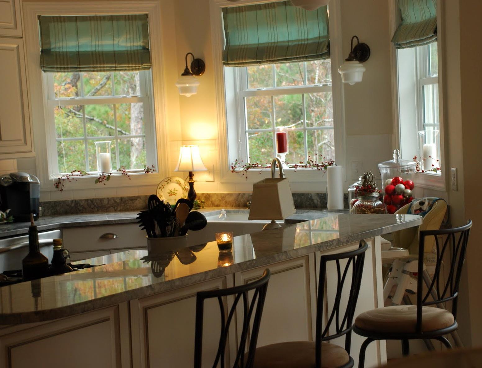 Martha Stewart Kitchen Curtains