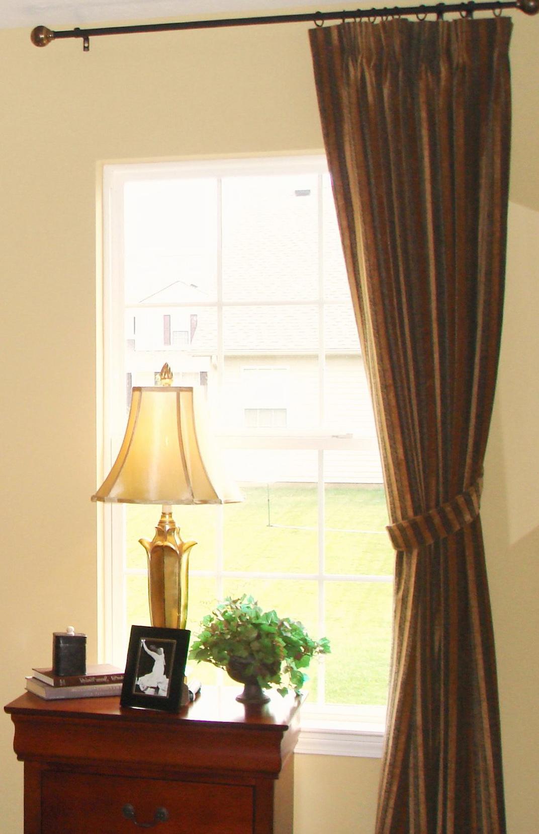 Martha Stewart Living Room Curtains