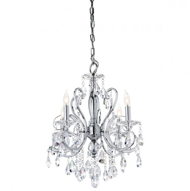 Mini Chandeliers For Bathrooms