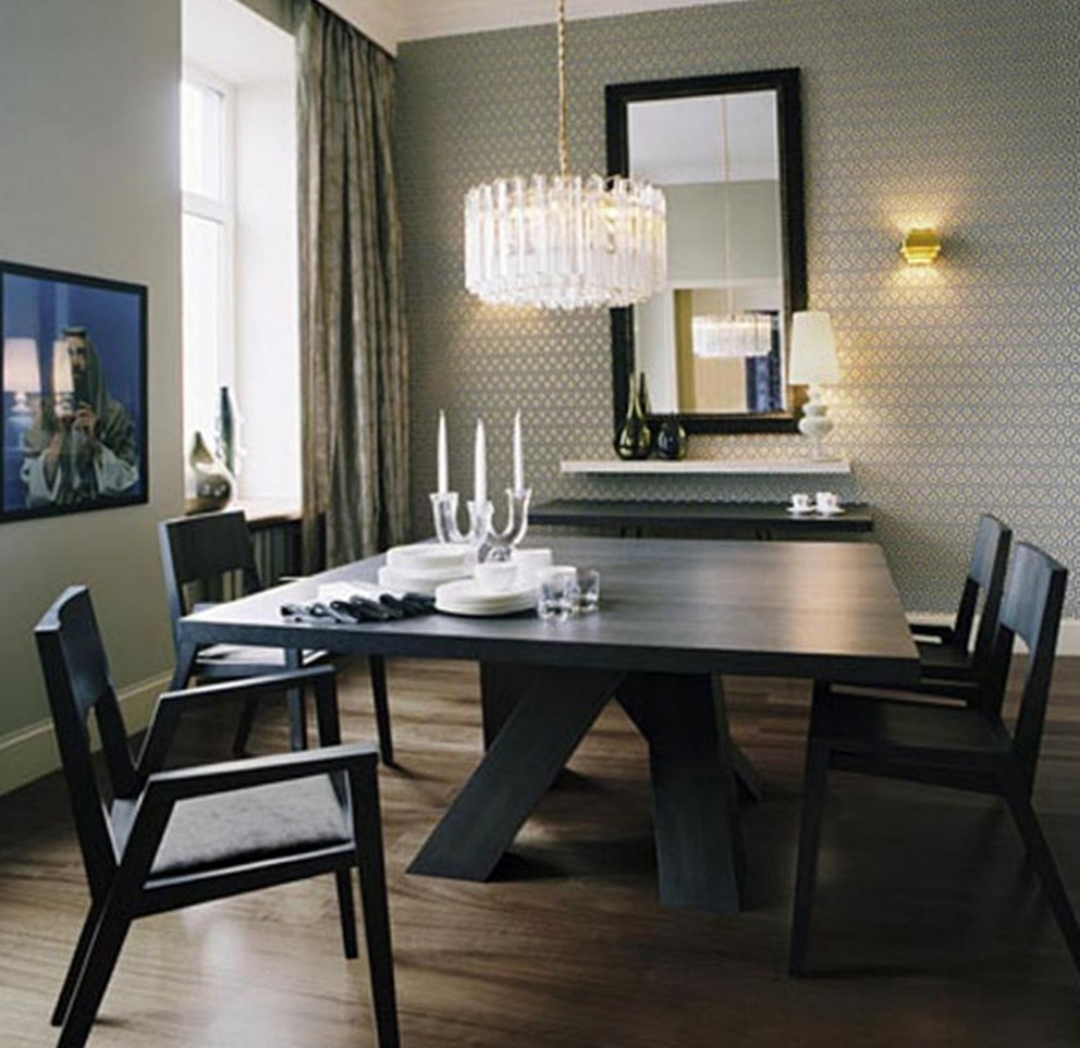 Modern Crystal Dining Room Chandeliers
