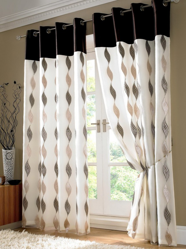 Modern Kitchen Curtains 2014