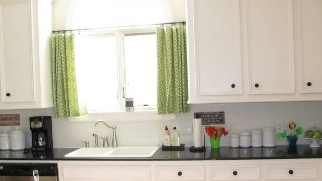 Modern Kitchen Curtains Ideas
