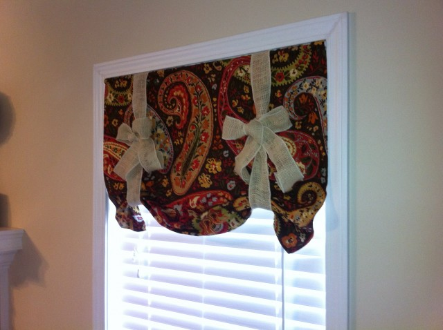 No Sew Curtains Pinterest