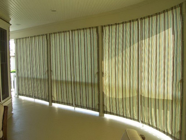 Outdoor Canvas Curtains For Patio