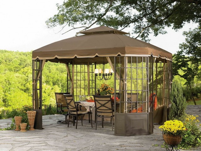 Outdoor Gazebo Chandelier Home Depot