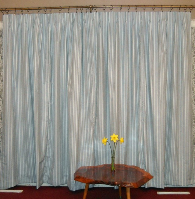 Patio Door Curtains Diy