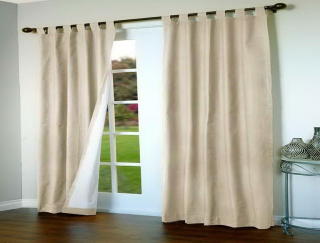 Patio Sliding Door Curtains