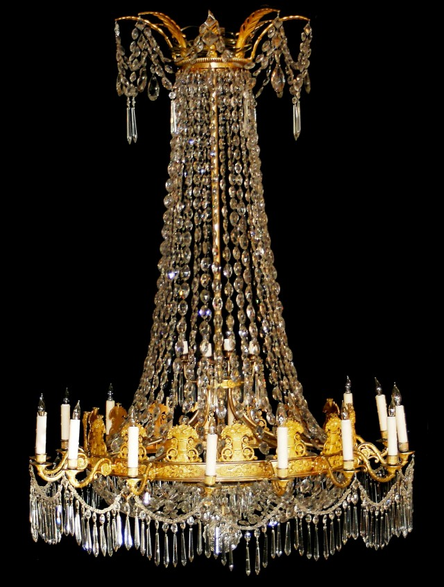 Plug In Chandeliers For Sale