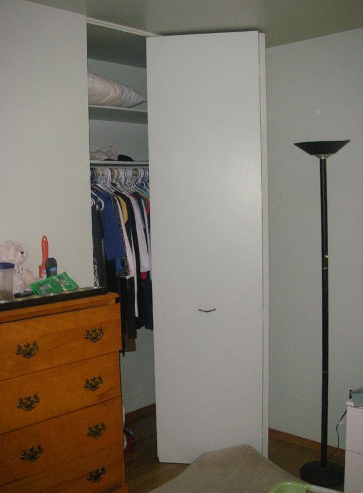 Raised Panel Sliding Closet Doors