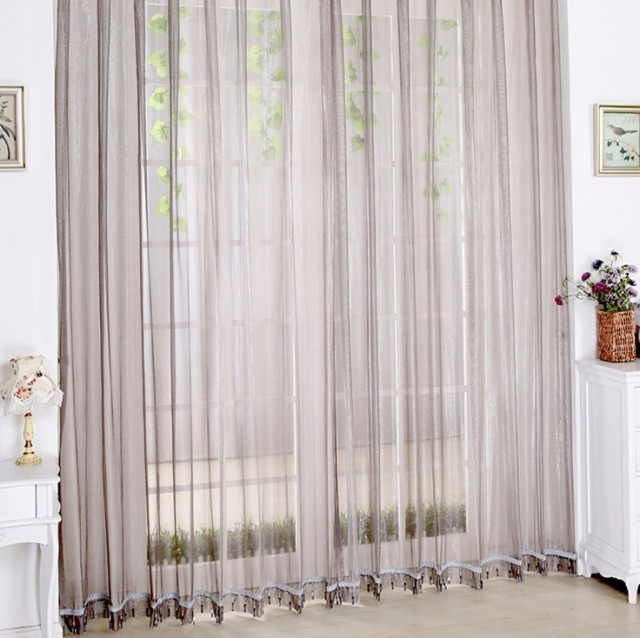 Sheer Curtains On Sale