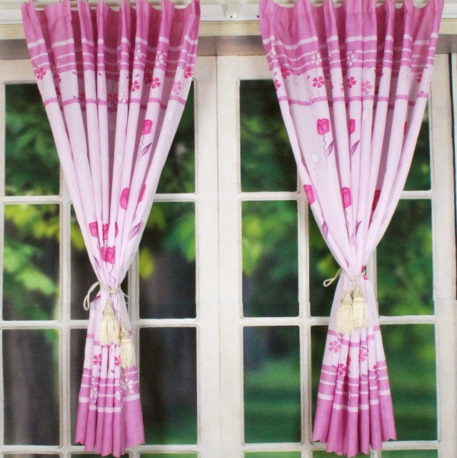 Short Wide Window Curtains