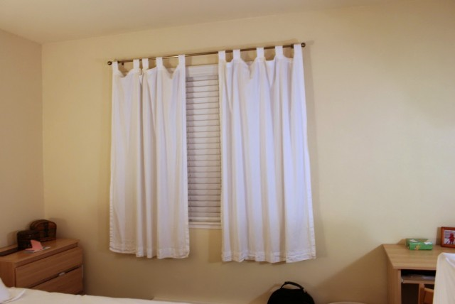 Short Window Curtains For Bedroom