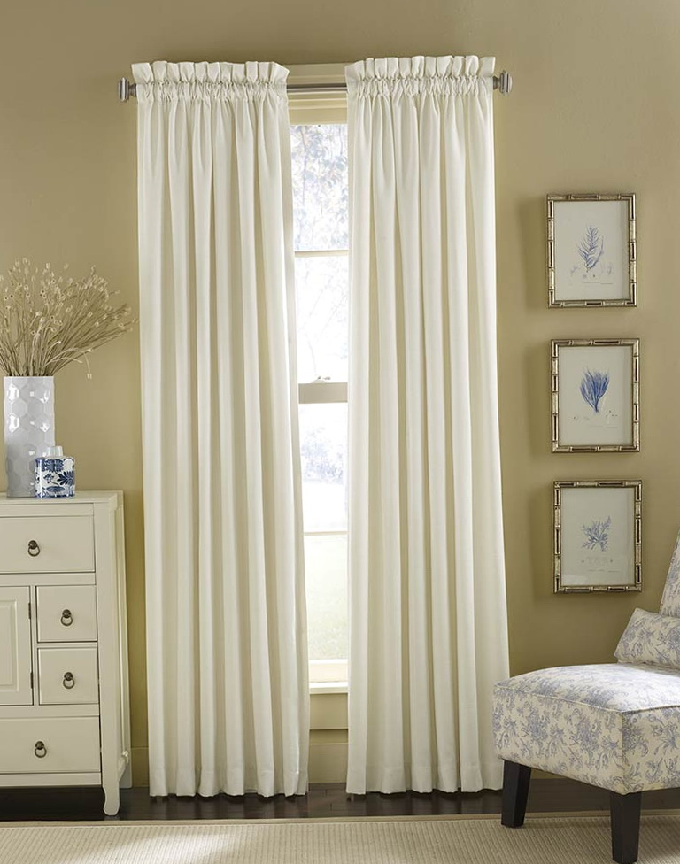 Side Door Panel Curtains
