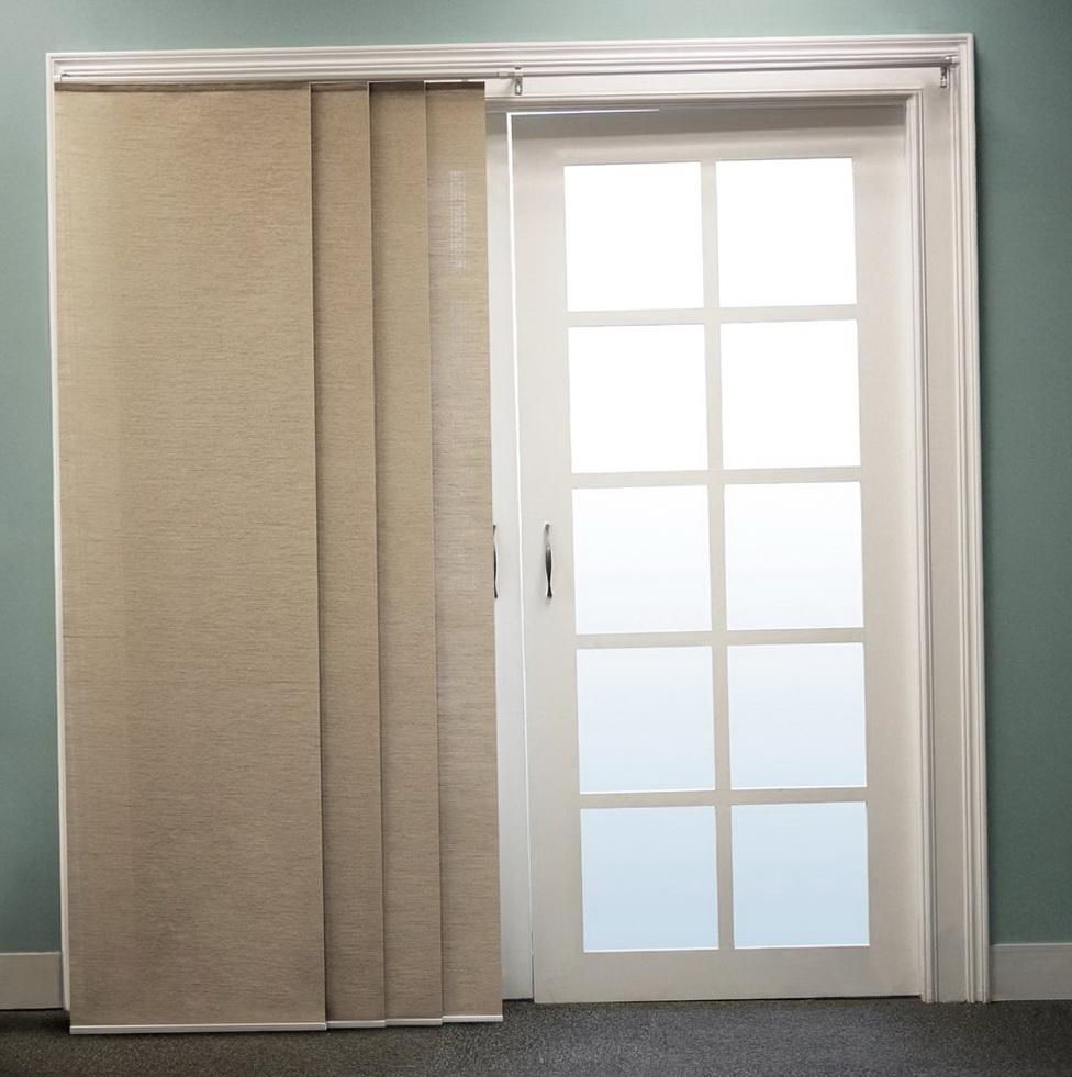 Sliding Door Panel Curtains