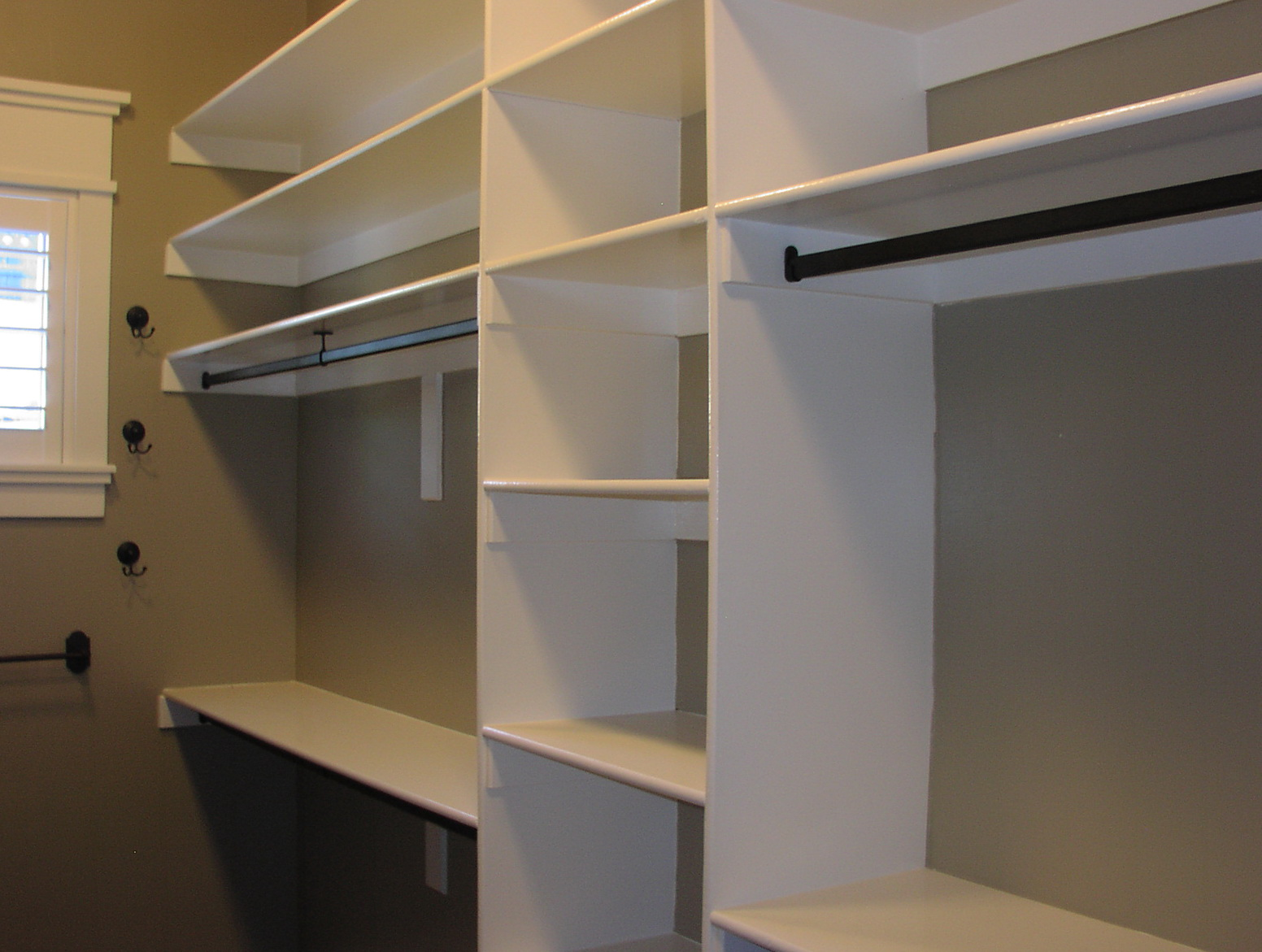 Small Built In Closet Ideas
