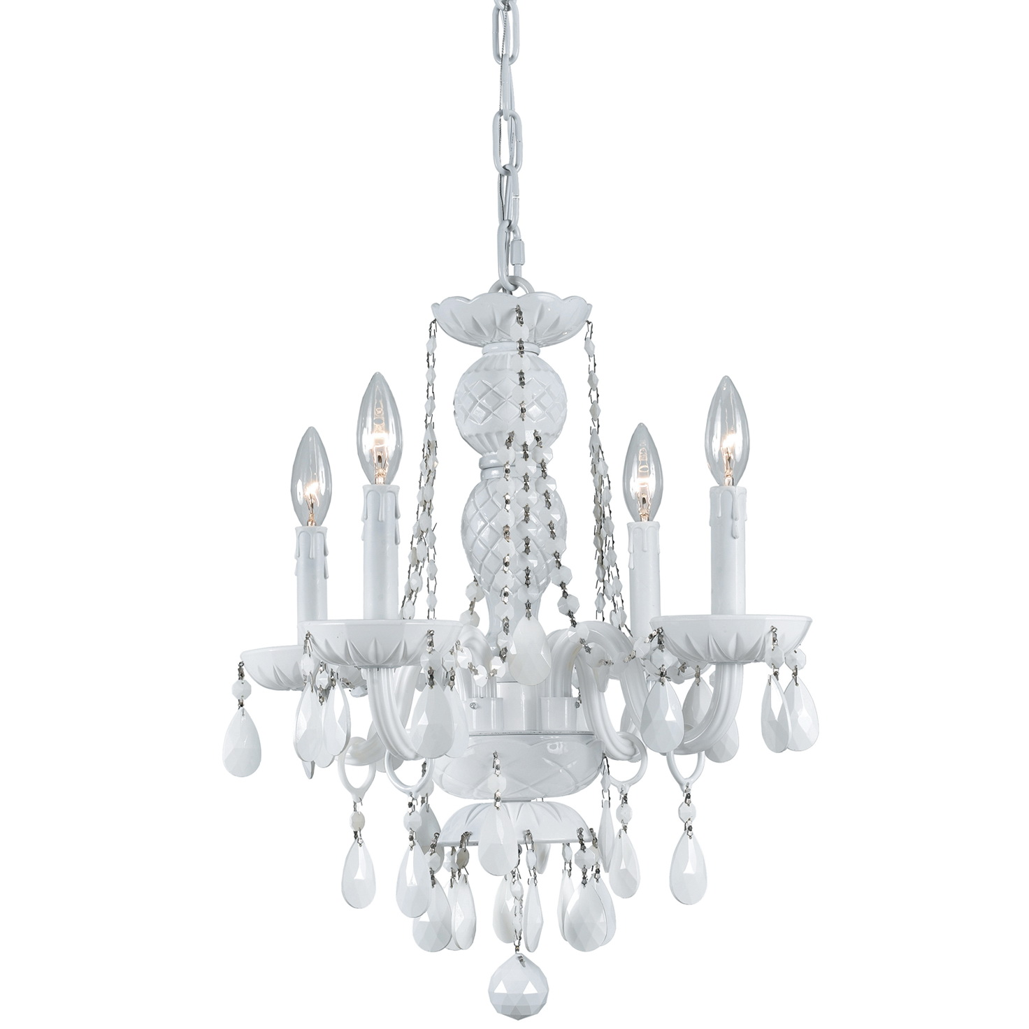 Small Chandelier For Bathroom