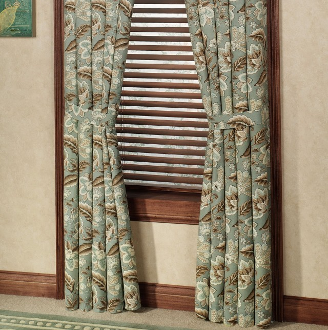 Standard Curtain Lengths For Windows