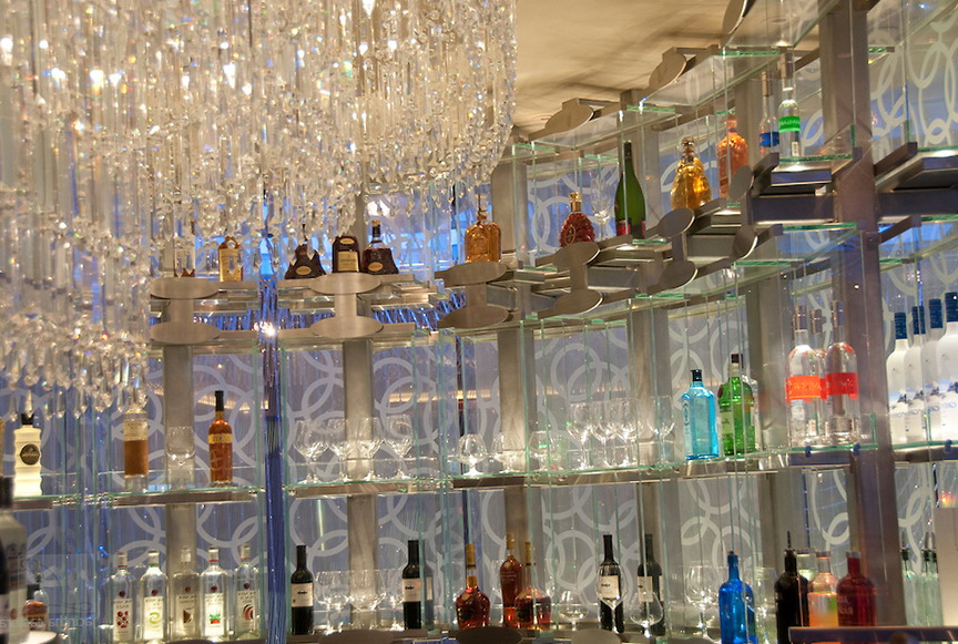 The Chandelier Room Las Vegas