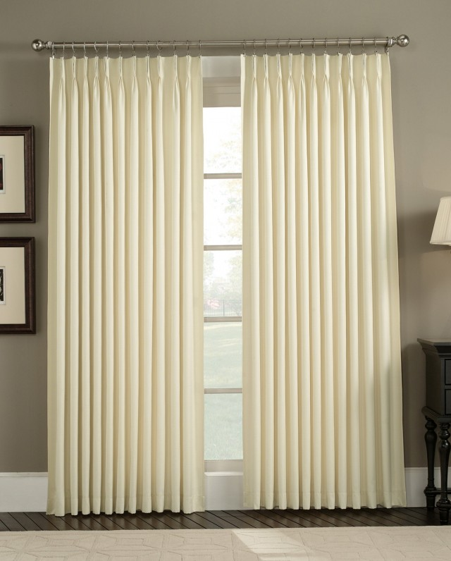 Types Of Curtains For Living Room