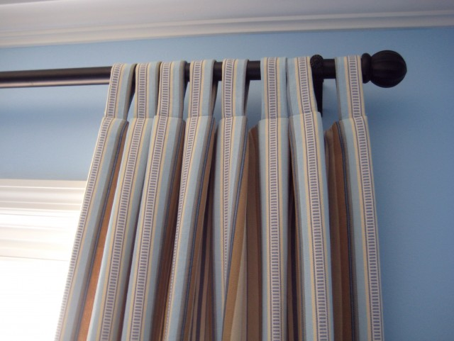 Types Of Curtains Tops