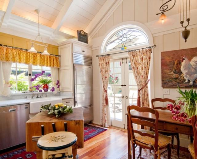 Window Curtain Ideas For Kitchen