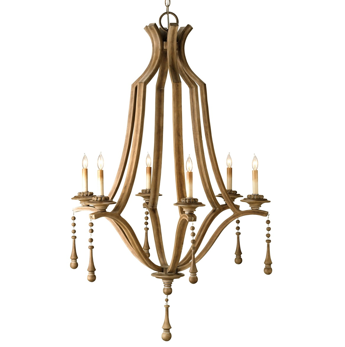 Wooden Beaded Chandelier South Africa