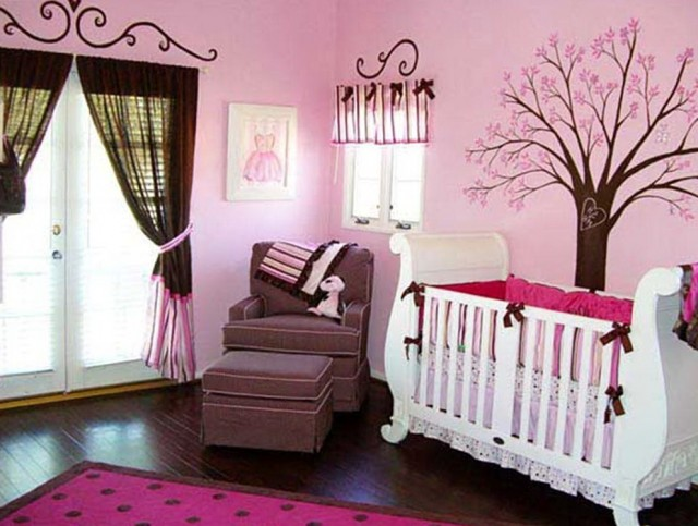 Baby Room Curtains Ideas