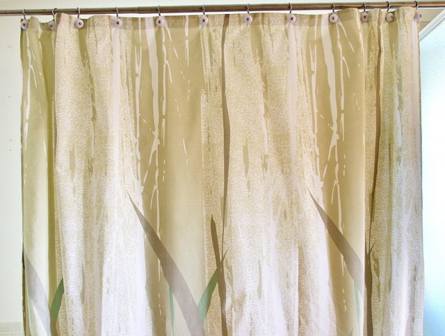 Bathroom Window Curtain Rods