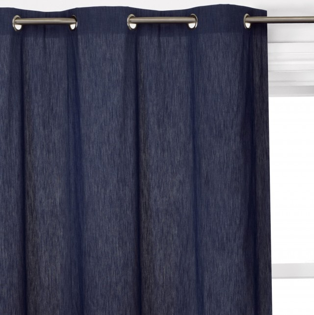 Blue Velvet Curtains Ready Made
