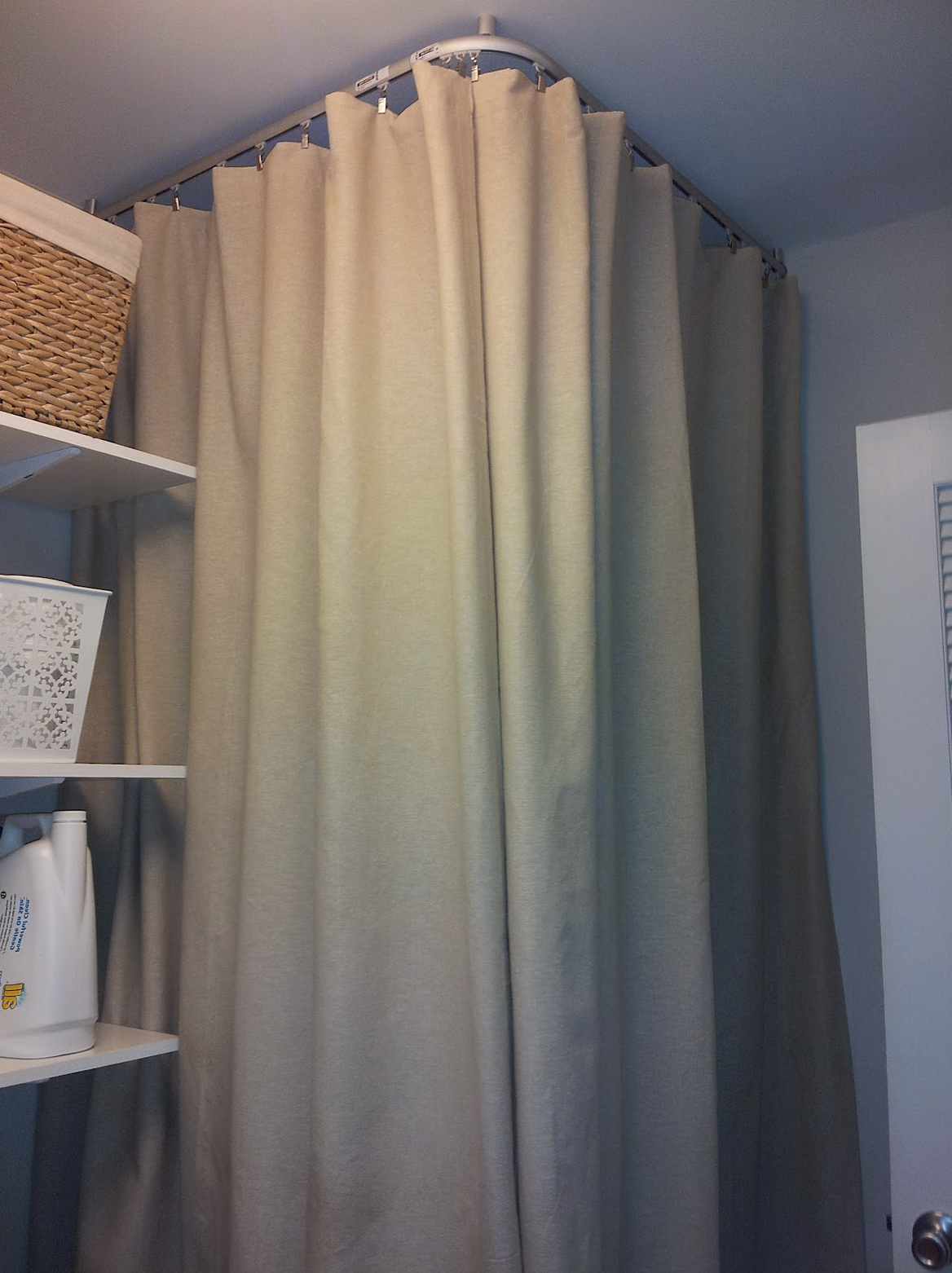 Ceiling Mounted Curtain Tracks Home Depot
