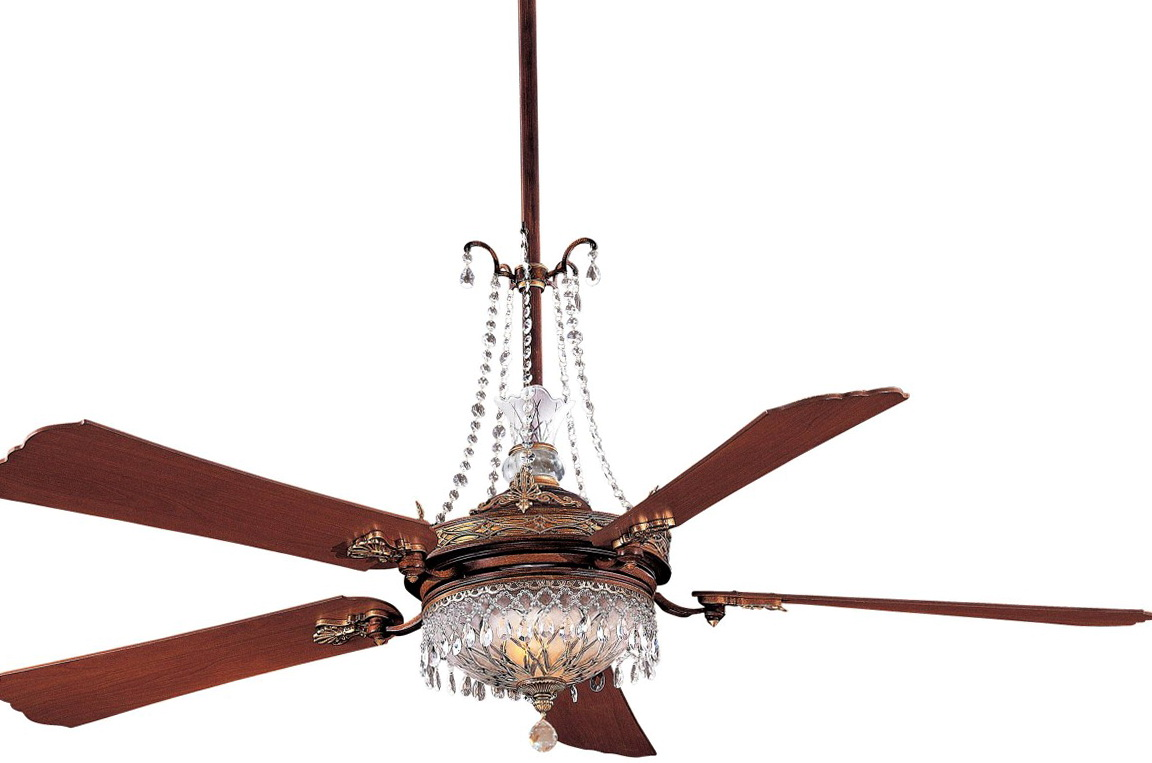 Chandelier Ceiling Fan For Girls