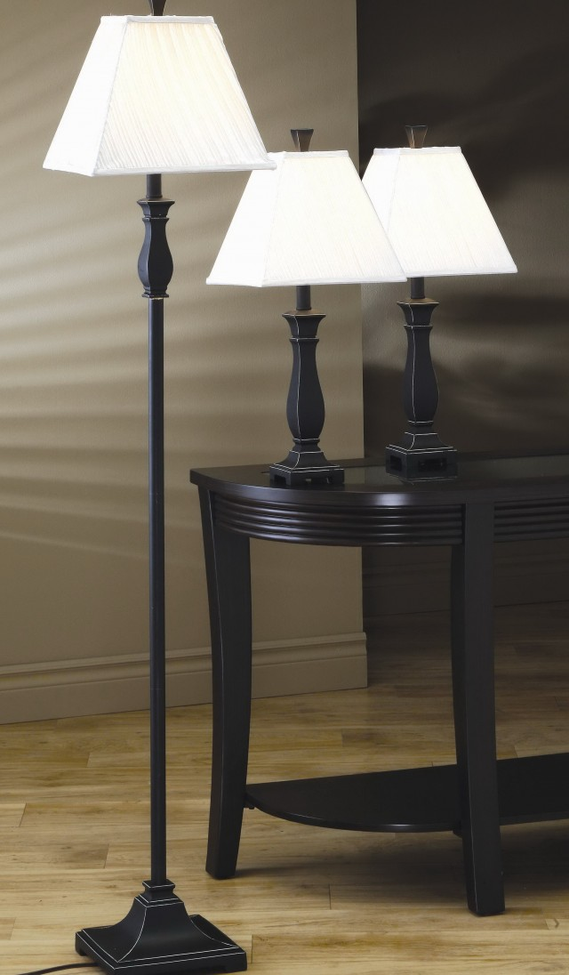 Chandelier Floor Lamp Closeout
