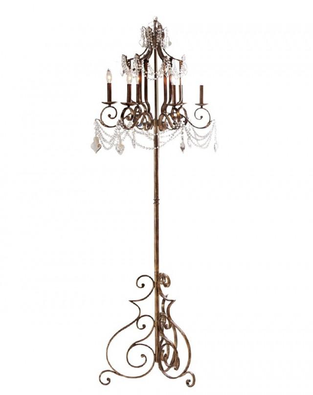 Chandelier Floor Lamp Target