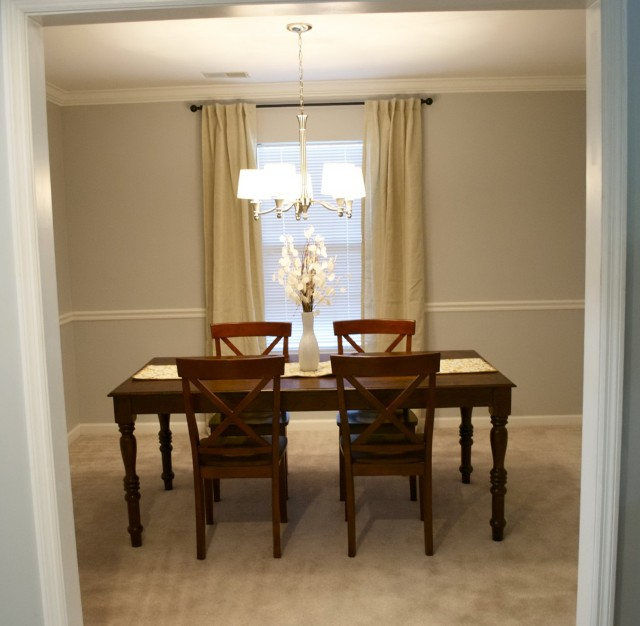 Chandelier For Small Dining Room