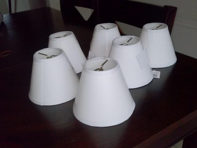 Chandelier Lamp Shades Diy