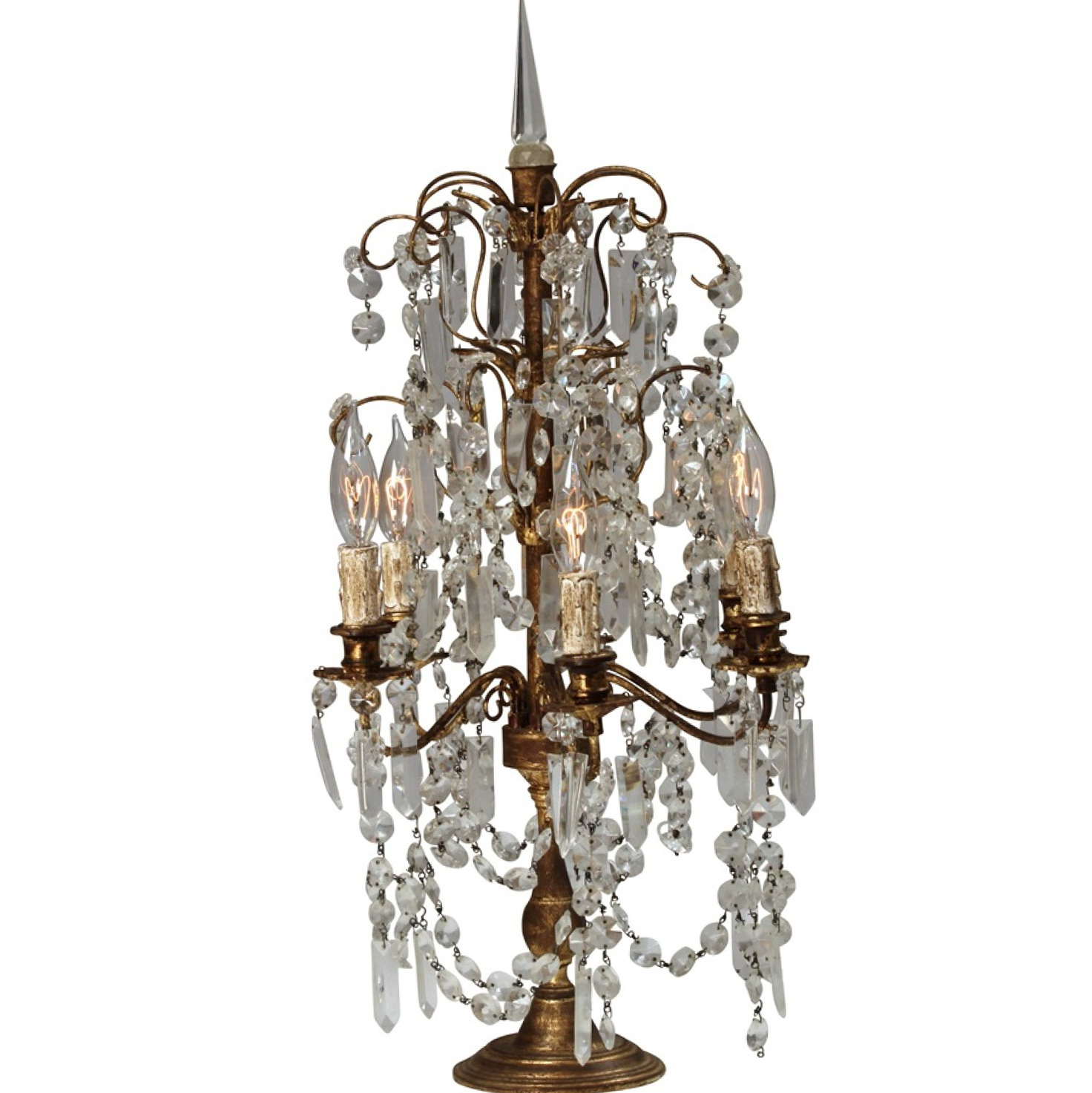 Chandelier Table Lamps Cheap