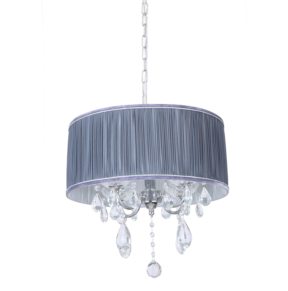 Chandeliers With Shades Uk