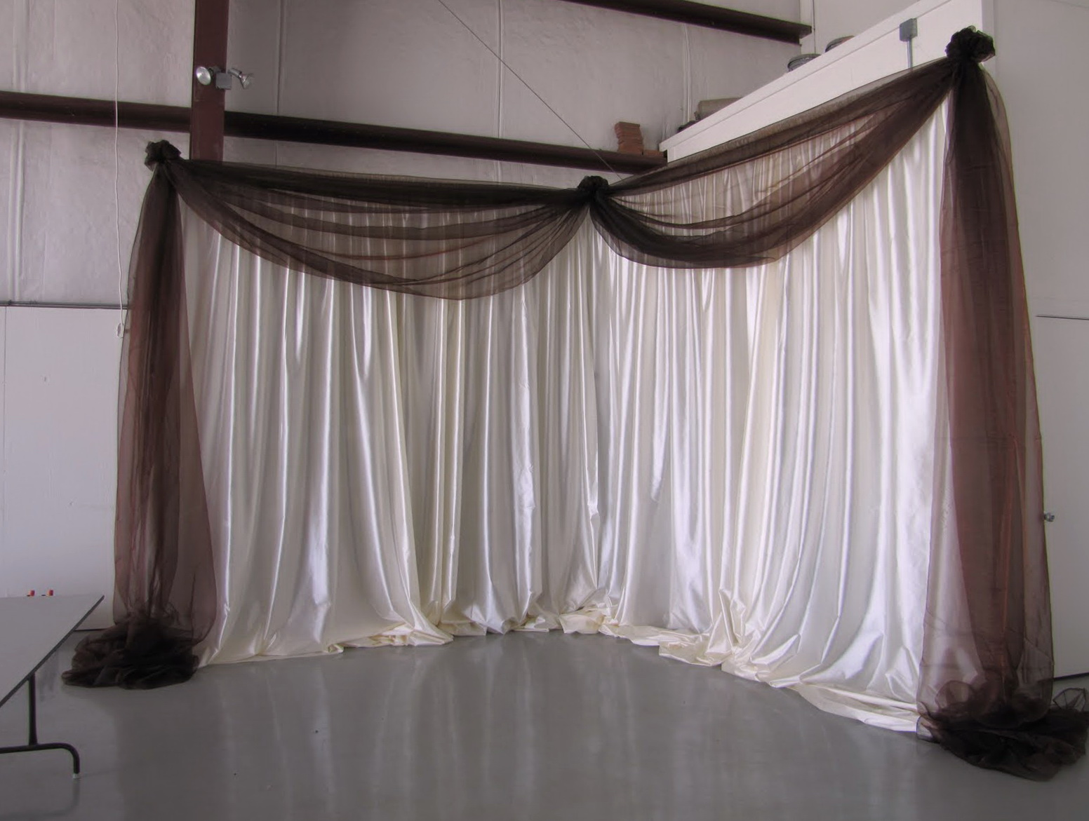 Church Room Divider Curtains