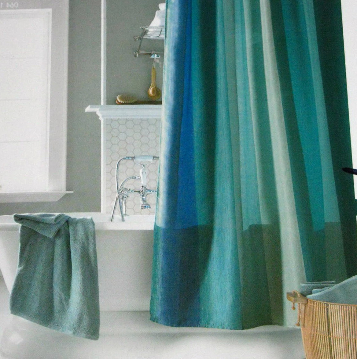 Colorful Shower Curtains Target