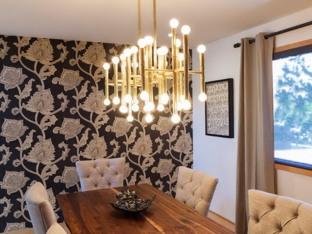 Contemporary Chandelier For Dining Room