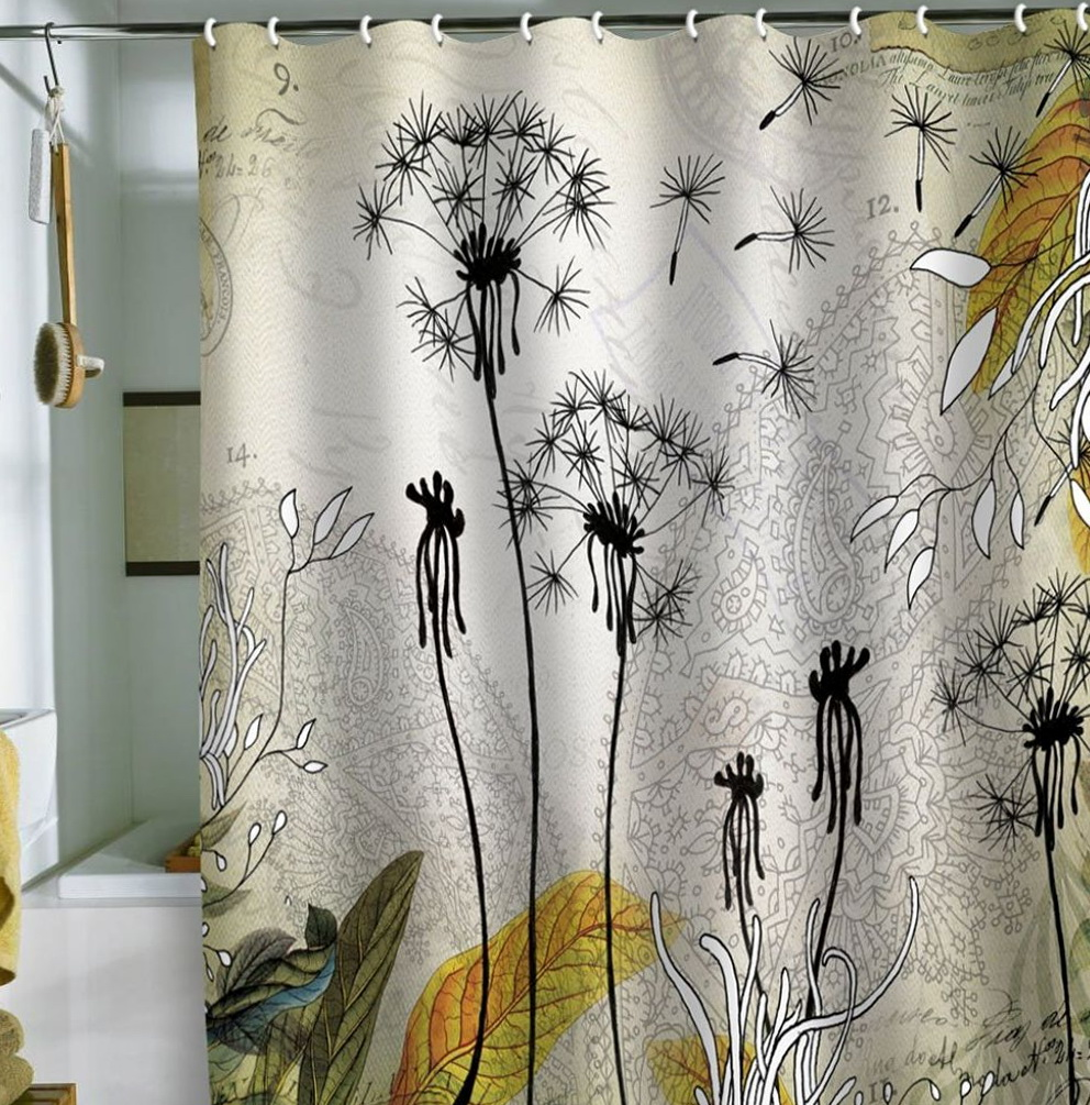 Cool Shower Curtains For Men