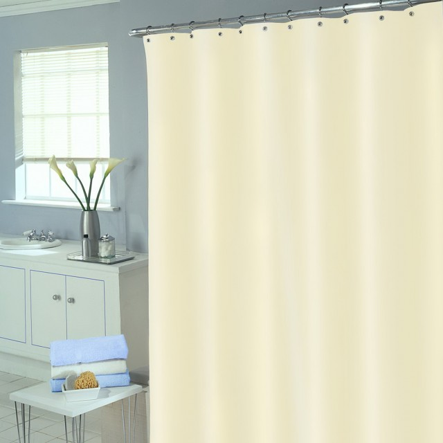 Cotton Shower Curtain Mold