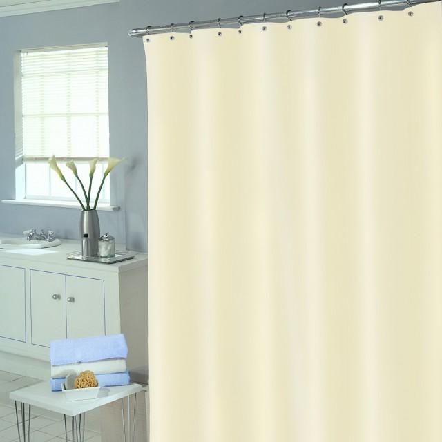 Cotton Shower Curtain Mold