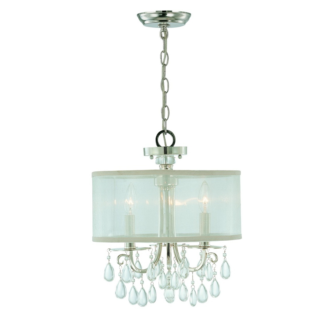 Crystal Mini Chandelier Shades