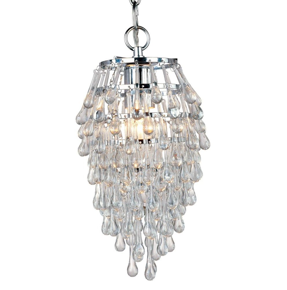 Crystal Teardrop Chandelier Parts