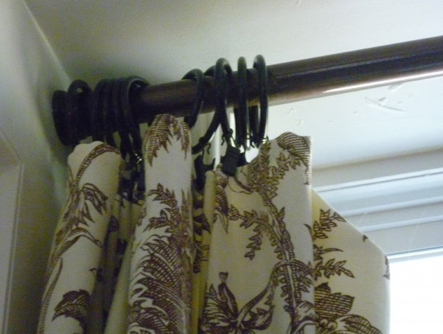 Curtain Tension Rods Walmart
