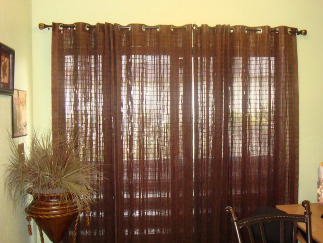 Curtains For Kitchen Patio Doors