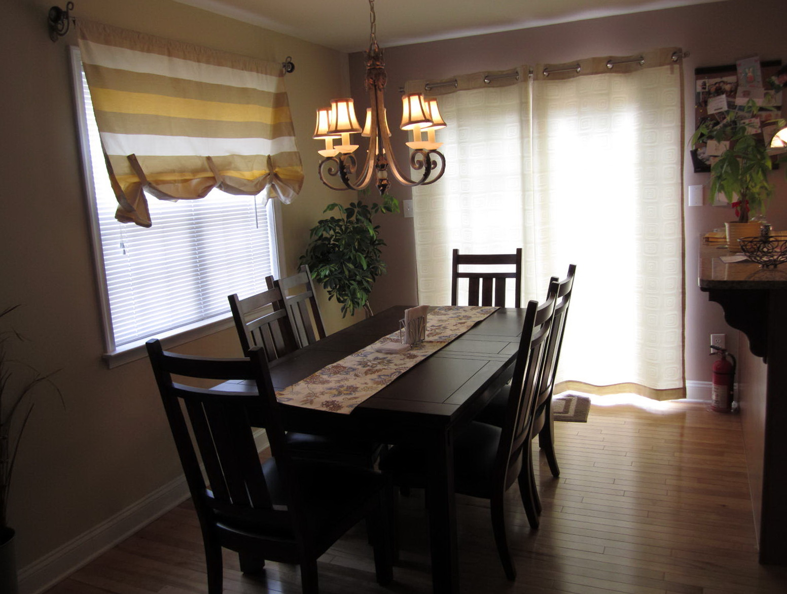 Curtains For Kitchen Sliding Door