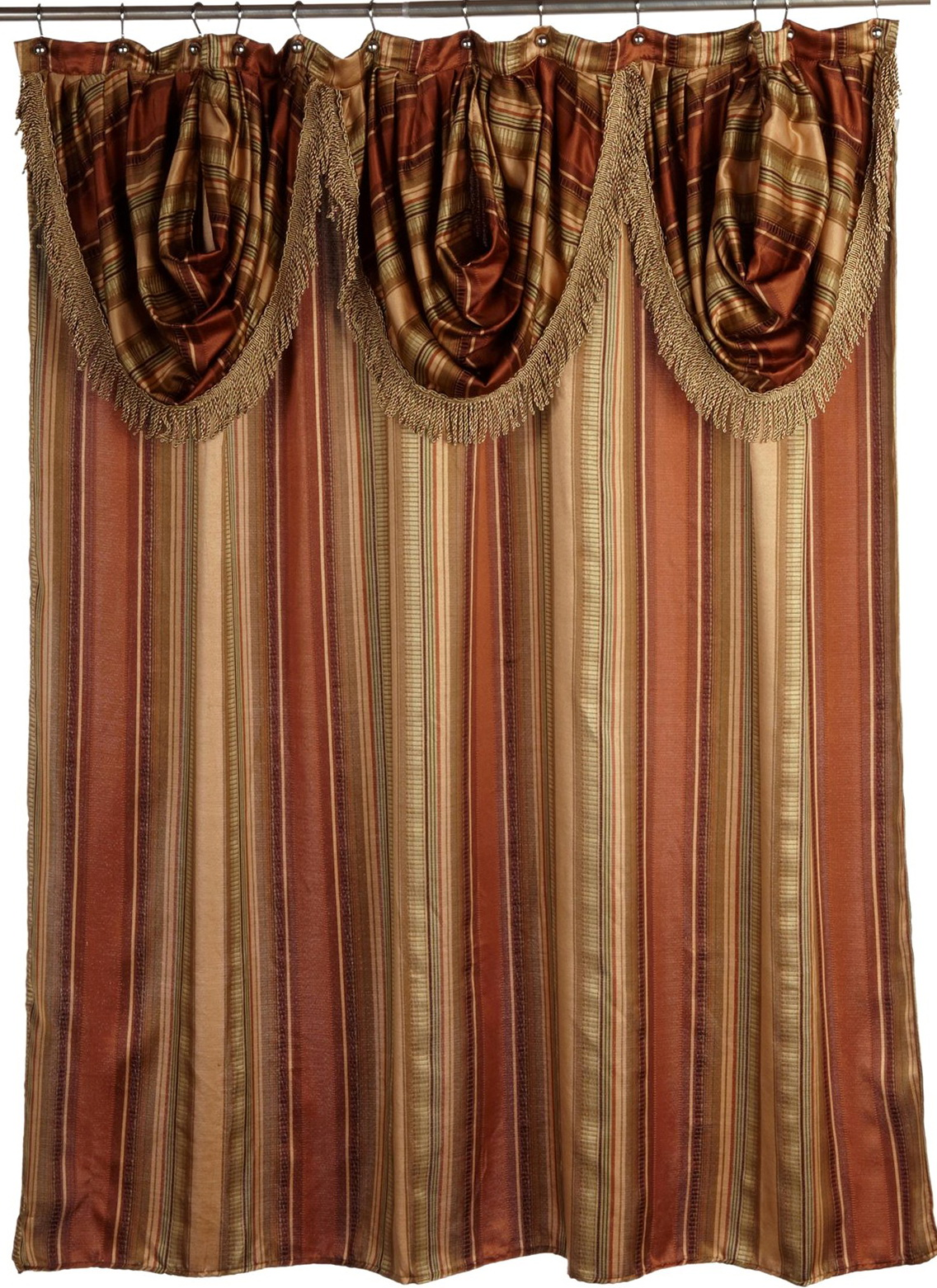 Curtains With Valances Attached